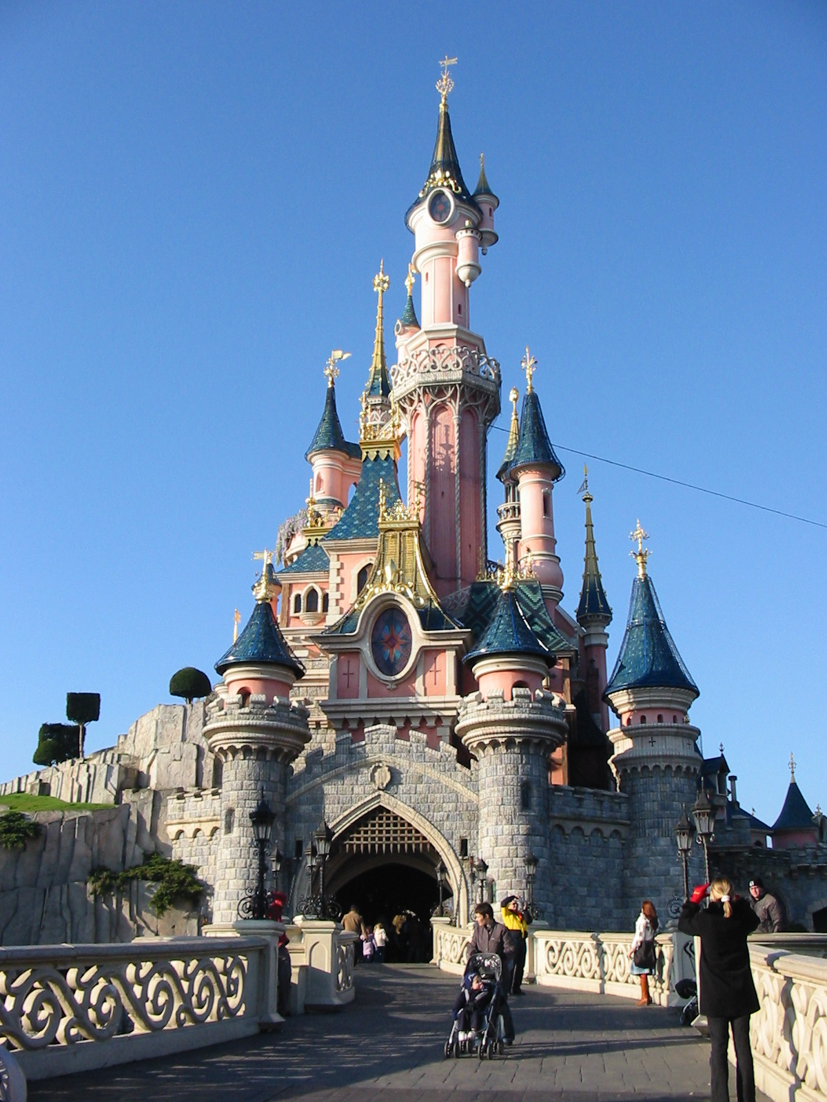 To Disneyland Paris Deals  Packages For Family Special